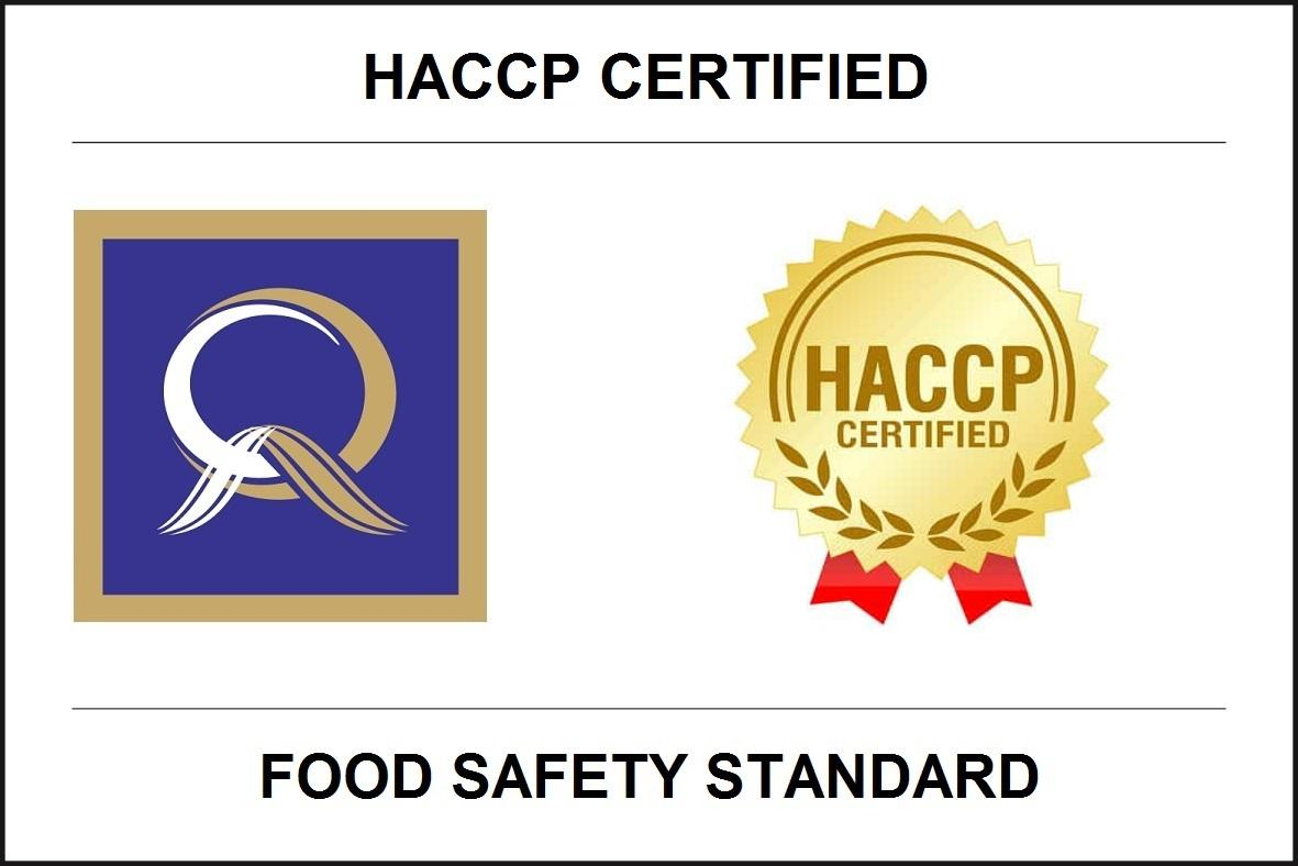 Chứng nhận Hazard Analysis and Critical Control (HACCP)