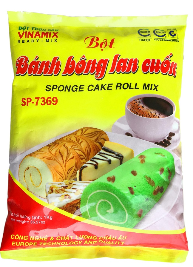 Roll Cake Mix Flour SP-7369<